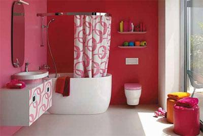 Нужна ли в туалете мебель?