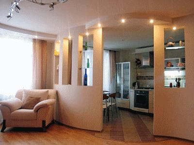 Как отремонтировать квартиру-студию?