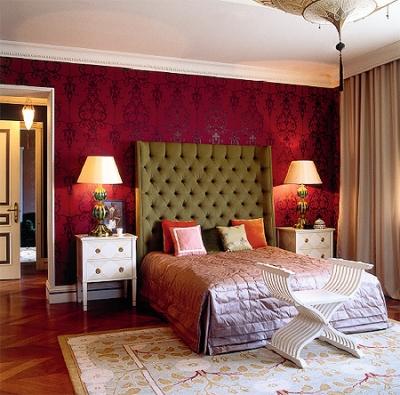 Правила оформления комфортной спальни