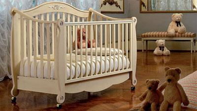 Основные моменты при выборе детской кроватки