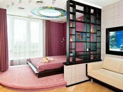 Советы как совместить взрослую и детскую спальню