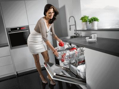 посудомоечные машины Бош