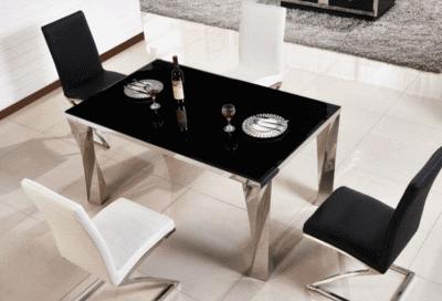 Выбор стеклянного обеденного стола