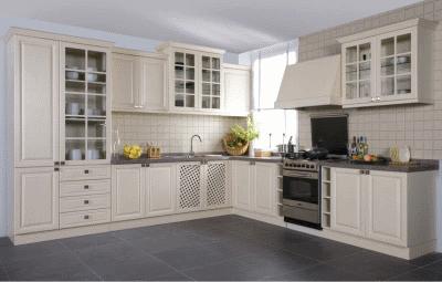 Дизайн кухни в стиле современной классики