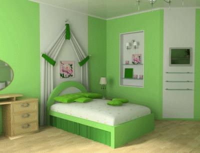Мебель детской комнаты