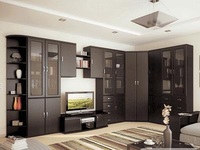 Мебель Столплит — достойное оформление гостиной