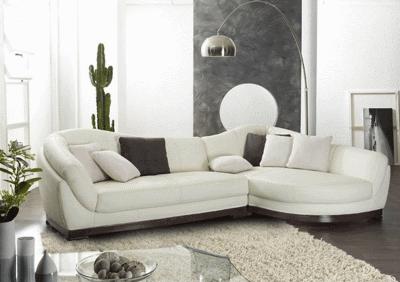 На хорошее настроение влияет цвет дивана
