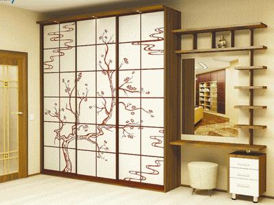Современный шкаф-купе незаменимая вещь в каждом доме и для каждой комнаты