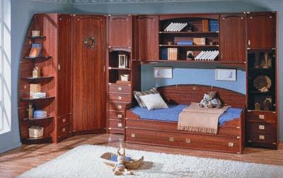 Тематические детские: мебель, которая всегда будет актуальной