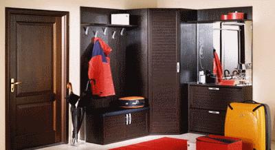 Угловой шкаф: максимум функциональности при минимуме затраченного пространства
