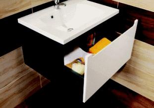 Как выбрать тумбу в ванную комнату?