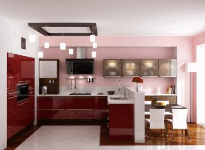 Кухня и планировка