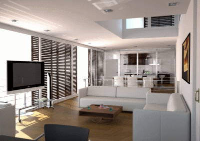 Роль мебели в создании интерьера