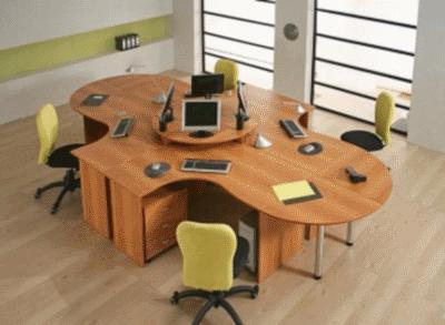 Офисная мебель в помощь перспективам развития бизнеса