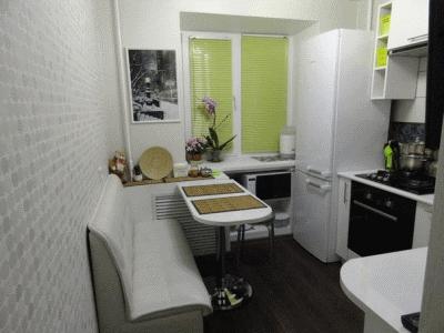 Полезные советы для обустройства кухни с небольшой площадью