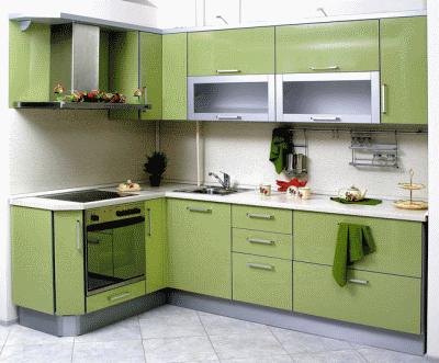 Как сэкономить место в маленькой кухне