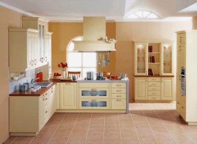 Тонкости кухонной современной классической мебели