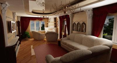 Мебель в классическом стиле для вашей гостиной
