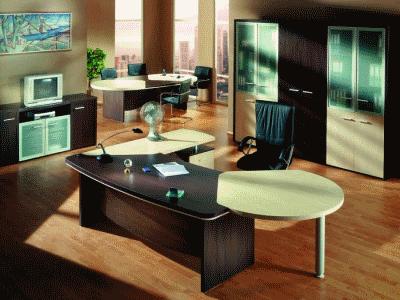 Выбрать мебель для офиса