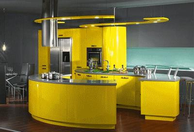 Женская сторона выбора кухонной мебели