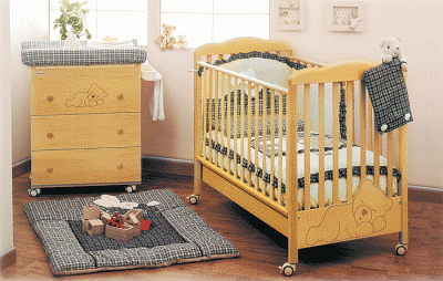 Экологическая и натуральная мебель в детскую