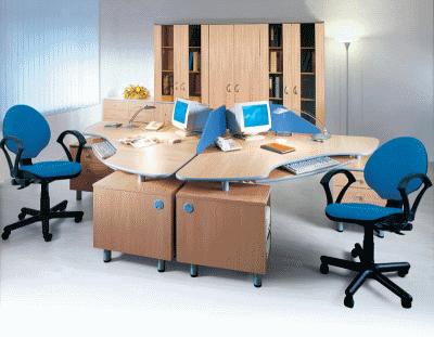Выбираем экономную офисную мебель для офиса