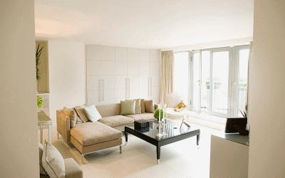 Как сделать гостиную комнату удобной и уютной
