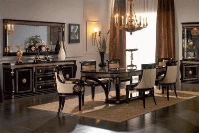 Как выбрать мебель для столовой?