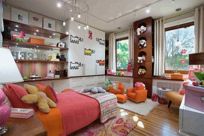 Модные тренды дизайна детской комнаты