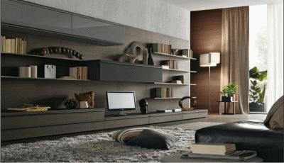 Современная модульная мебель помощник в доме