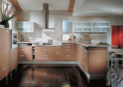 Немного о кухонных шкафчиках и мебели