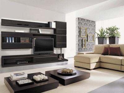 Немного о современной гостиной комнате
