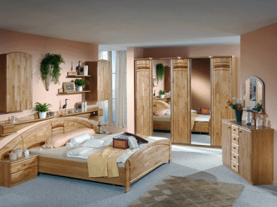 Практичный дизайн спальной комнаты