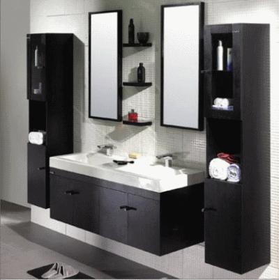 Выбираем мебель для ванной