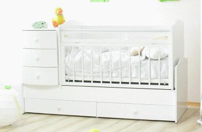 Детские кроватки-трансформеры