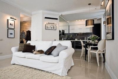 Планируем дизайн интерьера небольшой квартирки