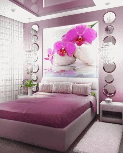 Дизайн малогабаритных спальных комнат