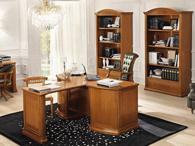 Домашний письменный стол в кабинет