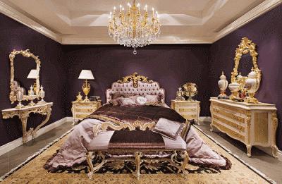 Достоинства спальной мебели из Италии