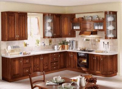 Выбор экономного кухонного гарнитура
