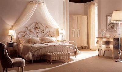 Кованая мебель в современном интерьере