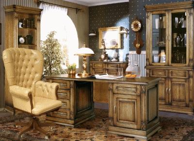 Мебель из дуба – эталон долговечности и эстетической привлекательности!