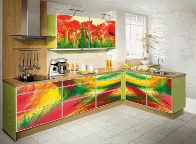Немного про кухонные фасады