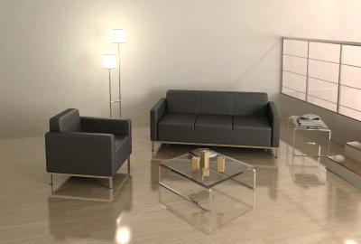 Основы выбора офисного дивана