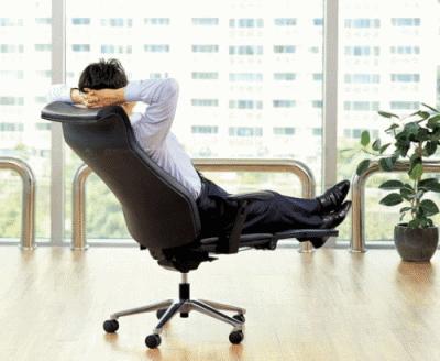 Подбираем кресло в офис