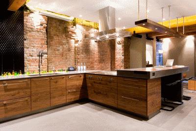 Правила холостяцкой кухонной мебели