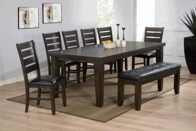 Немного про деревянные обеденные столы