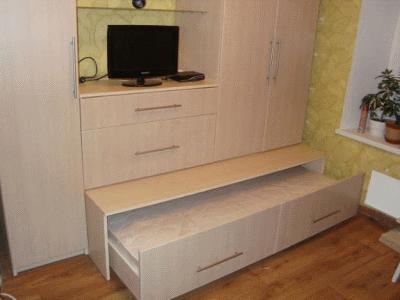 Составляющие современной корпусной мебели