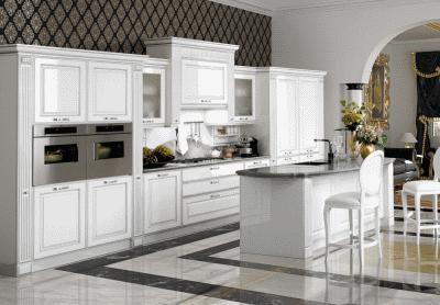 Успех Venetacucine на Российском рынке кухонной мебели