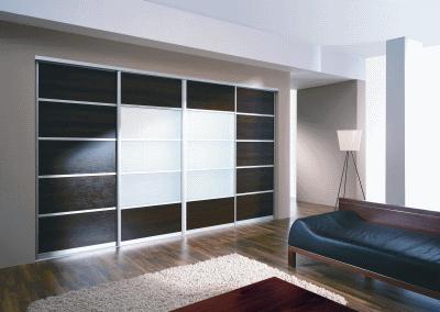 Встроенный или отдельно стоящий шкаф?